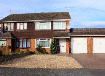 Thumbnail 3 bed semi-detached house for sale in Ashdene Road, Ash