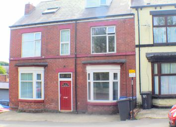 Thumbnail 4 bedroom end terrace house for sale in Herries Road, Sheffield