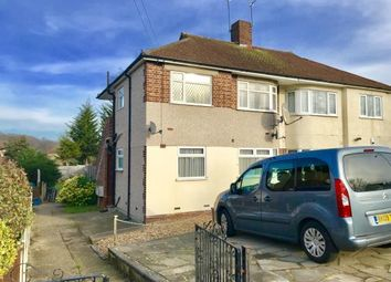 Thumbnail 2 bed maisonette for sale in Clayhall, Ilford, Essex