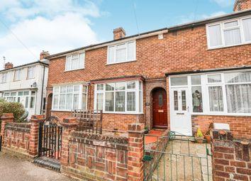 Thumbnail 2 bed terraced house for sale in Oak Road, Shortstown, Bedford