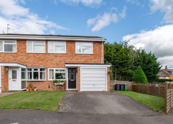 Thumbnail 3 bed semi-detached house for sale in Albury Road, Studley