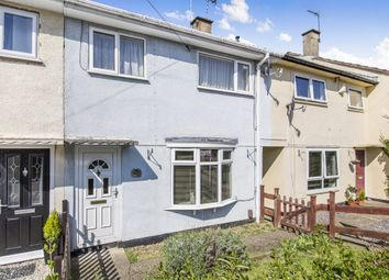 Thumbnail 3 bed town house for sale in Brixworth Rise, Thurnby Lodge, Leicester