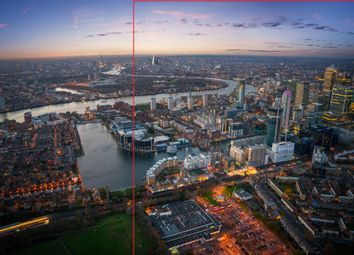 Thumbnail 3 bed duplex for sale in Turnberry Quay, Canary Wharf