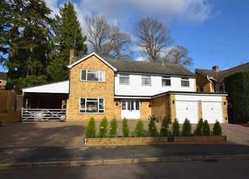 Thumbnail Detached house for sale in 65 Iberian Way, Camberley, Surrey