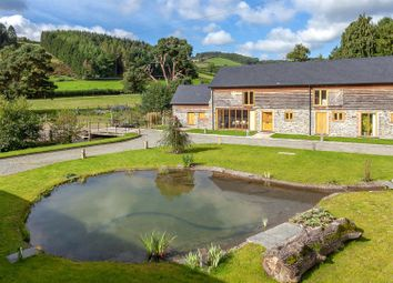 Thumbnail 3 bed semi-detached house for sale in Court House Barns, Cascob, Nr Presteigne