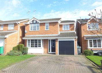 Thumbnail 4 bed detached house for sale in Priory Close, Crewe