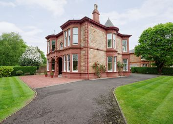 Thumbnail 6 bed property for sale in 120 Terregles Avenue, Maxwell Park, Pollokshields, Glasgow
