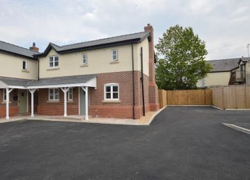 Thumbnail 3 bed detached house for sale in Bryn Llwyd, Caerwys, Mold