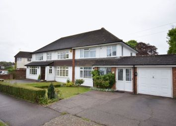 Thumbnail 3 bedroom semi-detached house for sale in Windmill Way, Tring
