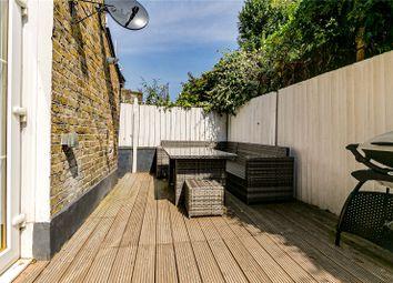 Thumbnail 1 bed flat for sale in Taybridge Road, London