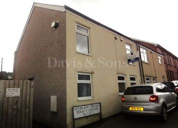Thumbnail 2 bed semi-detached house for sale in Woodland Terrace, Pontnewynydd, Pontypool, Monmouthshire.