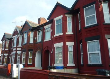 Thumbnail 5 bed terraced house to rent in Scarsdale Road, Manchester
