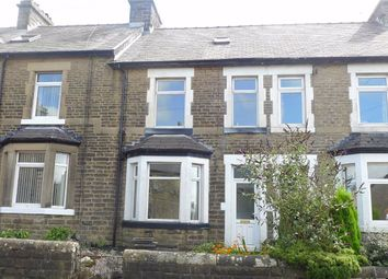 Thumbnail 4 bed terraced house to rent in Queens Road, Buxton, Derbyshire