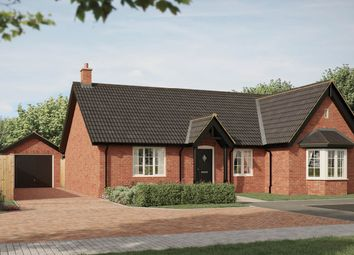 Thumbnail 3 bed detached bungalow for sale in St Marys View, Gislingham, Eye