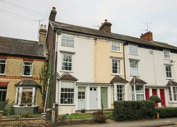 Thumbnail 3 bed town house for sale in Radwinter Road, Saffron Walden