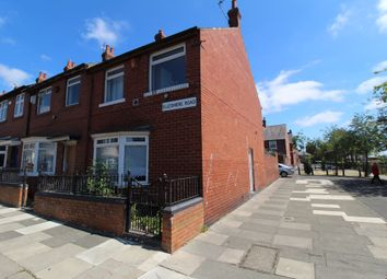 Thumbnail 3 bedroom terraced house for sale in Barnesbury Road, Benwell, Newcastle Upon Tyne