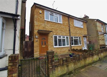 Thumbnail 2 bed semi-detached house for sale in Souldern Street, Watford, Hertfordshire