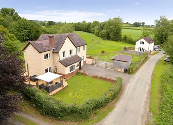 Thumbnail 5 bed detached house for sale in Penygarreg Lane, Pant, Oswestry
