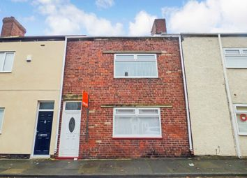 Thumbnail 3 bed terraced house for sale in South Street, Shiremoor, Newcastle Upon Tyne
