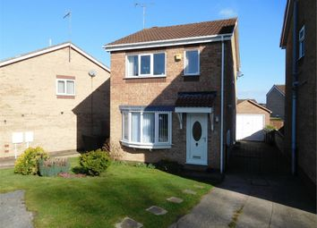 Thumbnail 3 bed detached house for sale in Forest Hill Road, Worksop, Nottinghamshire