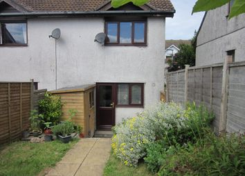 Thumbnail 2 bed end terrace house to rent in Trelissick Fields, Hayle