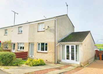 Thumbnail 2 bed end terrace house for sale in Pinewood Avenue, Lenzie