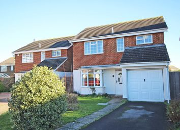 Thumbnail 4 bed detached house for sale in The Martells, Barton On Sea, New Milton
