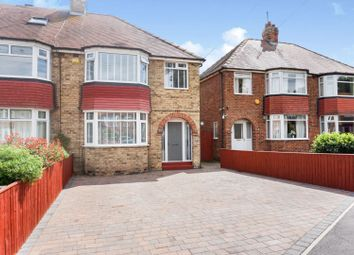Thumbnail 3 bed semi-detached house for sale in Thornwick Avenue, Willerby