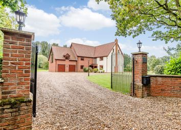Thumbnail 6 bed detached house for sale in Mill Lane, Norwich
