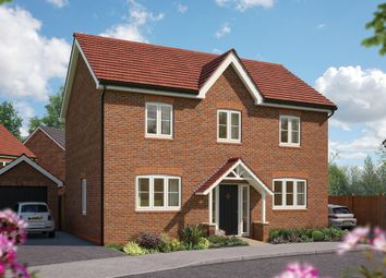 "Thumbnail 4 bed detached house for sale in ""The Chestnut"" at Hobnock Road, Essington, Wolverhampton"
