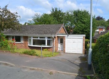 Thumbnail 2 bed semi-detached bungalow for sale in Swallow Croft, Leek