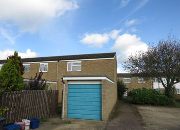 Thumbnail End terrace house for sale in Bude Crescent, Symonds Green, Stevenage