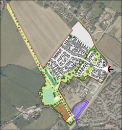 Thumbnail Business park for sale in Commercial Site, Yatton