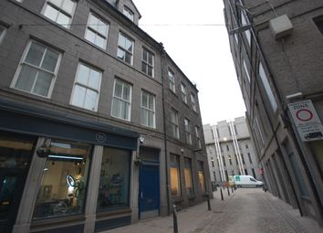 Thumbnail 2 bed flat to rent in Netherkirkgate, Flat 5, Aberdeen