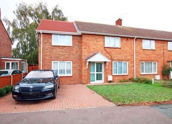 Thumbnail 4 bed semi-detached house to rent in Manderston Road, Newmarket