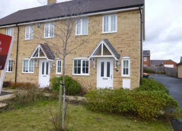 Thumbnail 2 bed semi-detached house to rent in Fiona Way, Bedford, Bedfordshire