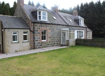 Thumbnail 3 bedroom semi-detached house to rent in Birch Cottage, Cluny, Sauchen, Inverurie