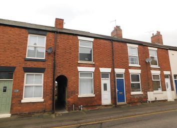Thumbnail 2 bed terraced house to rent in Melbourne Road, Ibstock