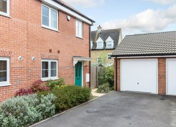 Thumbnail 3 bed semi-detached house for sale in Magpie Chase, Stanway, Colchester