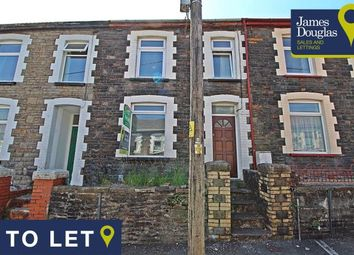 Thumbnail 4 bed terraced house to rent in Tower Street, Treforest