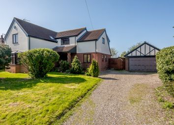 Thumbnail 5 bed detached house for sale in Staithe Road, Repps With Bastwick, Great Yarmouth