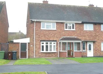 Thumbnail 3 bed semi-detached house for sale in Brooklands Parade, Wolverhampton
