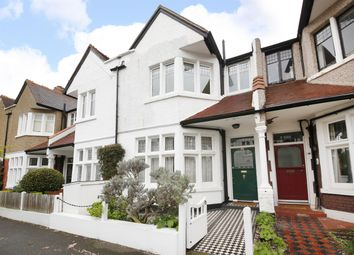 Thumbnail 4 bedroom terraced house for sale in Pickwick Road, Dulwich