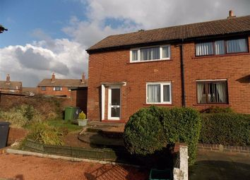 Thumbnail 2 bedroom semi-detached house to rent in Beverley Rise, Carlisle, Carlisle