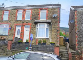 Thumbnail 4 bed semi-detached house for sale in Garnwen Terrace, Nantyffyllon, Maesteg, Mid Glamorgan