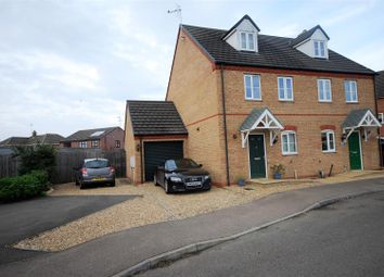 Thumbnail 4 bed town house for sale in Finlay Close, Spalding