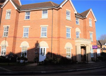 Thumbnail 2 bed flat for sale in Chelwood Drive, Nottingham