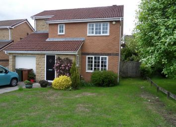 Thumbnail 4 bed detached house to rent in Scott Close, Hexham
