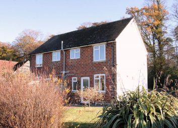 Thumbnail 2 bedroom cottage to rent in Pratts Cottages, Stane Street, Billingshurst