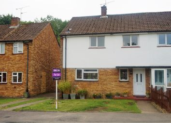 Thumbnail 4 bed semi-detached house for sale in Castle Drive, Sevenoaks